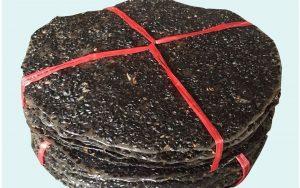 Bánh đa vừng đen Hà Tĩnh