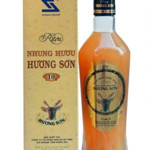 Rượu nhung hươu Hương Sơn